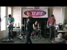 """JTX """"Somewhere With You"""" WNCI 97.9 Studio Sessions"""