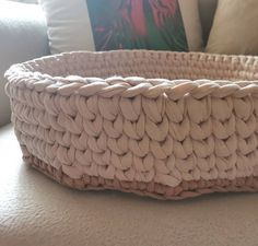 Cat or Small Dog House Customized Crochet Cat Bed   Etsy Girl Dog Beds, Girl And Dog, Pet Beds, Small Dog House, Dog Beds For Small Dogs, Crochet Pet, Knitted Cat, Dog Cave, Toy Storage Baskets