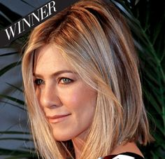 "Photo by: Splash News (Aniston); Getty Images (Rihanna)The Bob-When Jennifer Aniston axed her signature layers into a chic bob, America swooned (again). Her hair can do no wrong, securing the most requested style of 2011 (hitmaker Rihanna has the country's second favorite bob). Aniston's stylist, Chris McMillan, created the slightly angled look by trimming at the nape of the neck and following the jawline. The secret to Rihanna's blazing crop? A dry haircut. ""I anticipate the way she'll…"