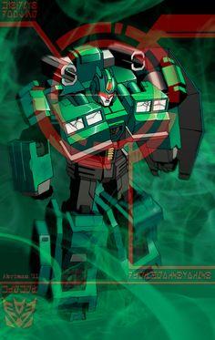 Transformers - Fluffy by Dmitry Lapaev *