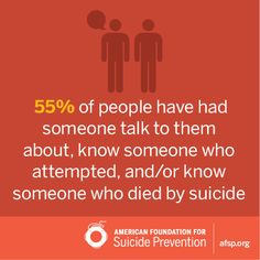 National Suicide Prevention Week (September 6-12, 2015)