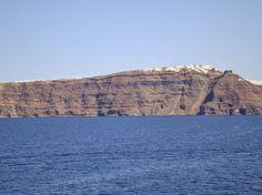 Santorini Santorini, Grand Canyon, Photo And Video, Places, Nature, Travel, Viajes, Naturaleza, Destinations