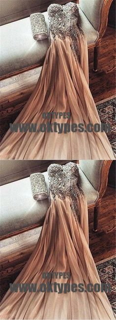 Shinny Top Beaded Tulle Prom Dresses, Sweetheart And Backless Prom Dresses, TYP0671 #promdresses #promdress #beaded romdresses#beade#tulleballoons