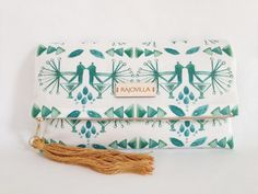 Image of RAJOVILLA Watercolor Clutch No 02