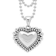 lagosjewelry Heart Pendant Necklace Signature Holiday Gifts | LAGOS.com