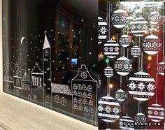 DIY идеи декора на Рождество и Новый год. Часть 3