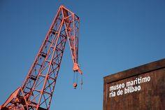 Museo Maritimo Ria de Bilbao. Ria de Bilbao Maritime Museum. Basque Country La carola