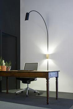 WALLSTER | DARK® #lighting #wallster #wallsterone #wall #black #led #dark…