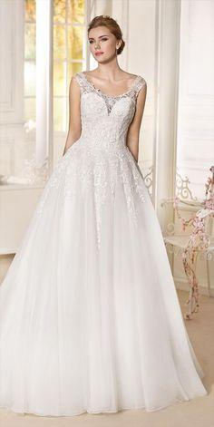 Fara Sposa 2017 Wedding Dress