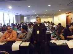 Para la ponente fue un grandisimo placer haber participado en este curso realizado en la Ciudad de Caracas, Venezuela.