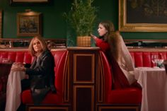 WATCH: Anna Kendrick and Gloria Steinem Have the Dinner of Our Dreams