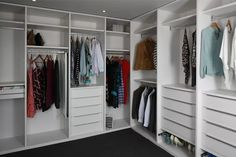 How Wardrobe Systems Can Organize Your Life wardrobe systems see our wardrobe solutions BRPLEEK Ikea Pax Wardrobe, Wardrobe Doors, Wardrobe Closet, Closet Space, Closet Storage Systems, Wardrobe Systems, Wardrobe Solutions, Wardrobe Ideas, Home Depot Closet Organizer