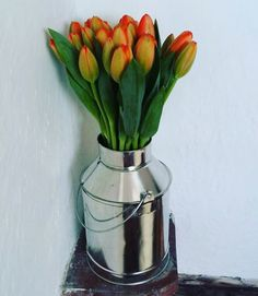 WE LOVE TULIPS #tulipanes #tulips #welovetulips #naranja #flores #flowers #orange #pot #cool #green #entrega #delivery #mexico #entregue #weloveflowers #letitflow #flow #letitflowmx  #Mexico #Mexicoflores #love #flowers