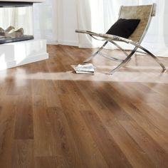 Kronotex Mammut Tower Oak 12 Mm Thick X 7 3 8 In Wide X 72 5 8 In Length Laminate Flooring 14