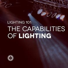 Check out the great new post on the site from @chasemorris15 (link in bio). Some seriously great practical guides for lighting. Be sure to tag your tech team. #worship #thechurchcollective