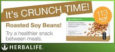 It is crunch time! Healthy Snack Roastead Soy Nuts to feel fuller for longer!