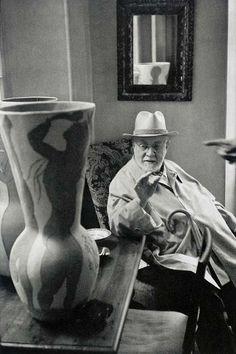 Henri Matisse, Paris, Henri Cartier-Bresson