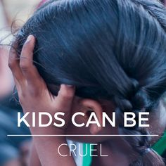 Kids can be cruel: Overcoming the fifth-grade torment - Finding My Blog