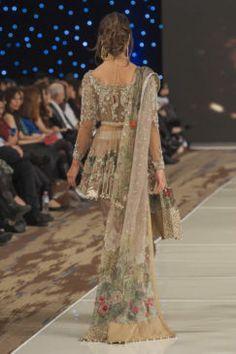 Saira Shakira Collection At Pakistan Fashion Week London 2017 | PK Vogue