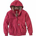 Carhartt Women's Sandstone Camo-Lined Active Jacket