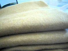 Using the FeltLOOM at Flaggy Meadow Fiberworks to turn alpaca fiber into fabric