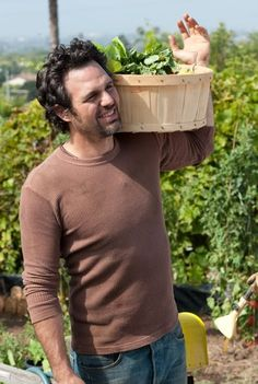 """Mark Ruffalo in """"The Kids are All Right,"""" directed by Lisa Cholondenko (2010)"""