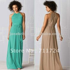 Cheap high neck short dresses, Buy Quality dresses dress directly from China turquoise bridesmaid dress Suppliers: High neck floor length chiffon turquoise bridesmaid dressSize: Standard size or customer size, Plus sizeColor: All