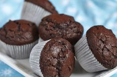 How to Thaw Frozen Muffins Chocolate Chip Frosting, Chocolate Muffins, Chocolate Desserts, Chocolate Spread, Chocolate Cupcakes, Summer Cupcake Recipes, Summer Cupcakes, Dessert Dishes, Dessert Recipes