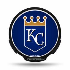 Kansas City Royals Light Up POWERDECAL