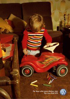 Golf GTI - Enfants 1