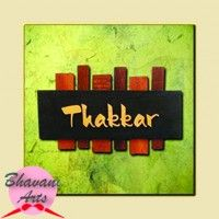Buy Attractive Name Plates Online And Decor Your Home Entrance With This Designer Wood Name Plate