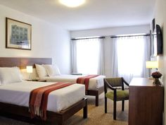 Habitacion en Hotel Tierra Viva Arequipa Plaza - great hotel in Arequipa city!