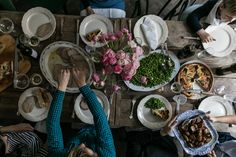From My Dining Table by Skye McAlpine   Sunday Lunch</br><h5> (and A Couple of Classic Spring Recipes)</h5>   http://www.frommydiningtable.com