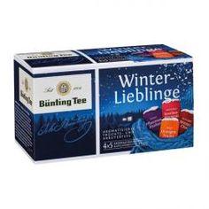 Bünting Winter-Lieblinge - Bünting Tee Versand Jammi, heute gekauft bei kaufland