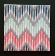 Cheyenne Themed Hotplate Tile Size- 6x6 $15