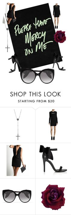 """""""Mercy"""" by davinia-melki-tahche ❤ liked on Polyvore featuring Lana, IRO, Miss Selfridge and Alexander McQueen"""