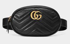 Gucci GG Marmont Matelassé Belt Bag #womenhandbags