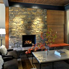 Living Room Corner Fireplace Design, Pictures, Remodel, Decor and Ideas - page 164