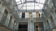 Paris-bise-art : Espace Cléry