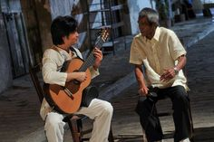 'Harana' (Philippines, 2012), directed by Florante Aguilar and Benita Bautista. A documentary about a young guitarist seeking out the masters of the forgotten art of serenading.