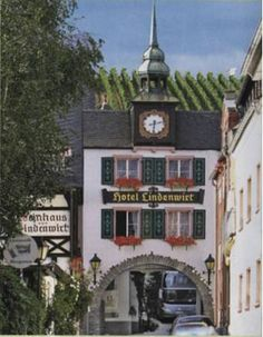 : Hotel Lindenwirt , Rüdesheim am Rhein, Germany