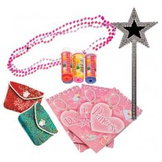 Princess Party Games Prize Pack - Disney Princess Party - Kids' Party Themes - Kids' Party