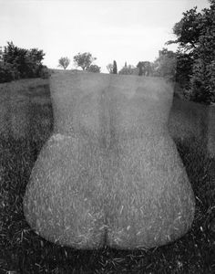 "Harry Callahan, ""Eleanor, Aix-en-Provence, France"", 1958"