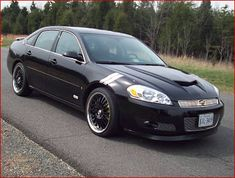 2006 Chevy Impala Ss Laser Blue I Ve Been Driving This