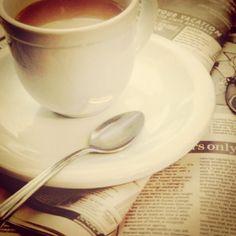 Good morning peoplee!! ☕