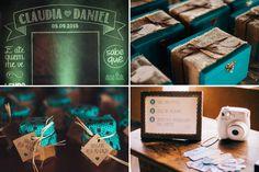 Claudia e Daniel - Cacilda Furlan Decorações - Londrina (PR)