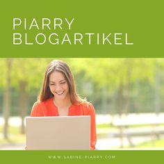 Alle Blogartikel von www.sabine-piarry.com