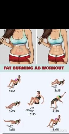 Fitness Workouts, Gym Workout Videos, Gym Workout For Beginners, Abs Workout Routines, Ab Routine, Fitness Legs, Health Fitness, Body Fitness, At Home Workouts