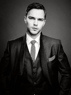 Nicholas Hoult by Dean Chalkley for NME Magazine (November 2015)