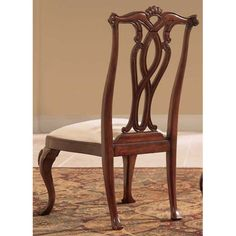 American Drew Cherry Grove 45th Pierced Back Dining Side Chairs - Set of 2 - ADL4308